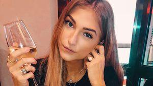 Moderatorin Anika Teller ist endlich zu ihrem Freund gezogen