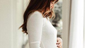 Robert Lewandowskis Frau Anna zeigt stolz ihren Baby-Bauch