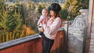 Girls-Trip! Anna Maria feiert Fünf-Monats-Jubiläum mit Kind