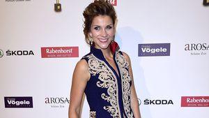 """Anna-Maria Zimmermann beim """"Goldene Bild Der Frau""""-Award in Hamburg"""
