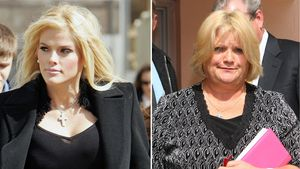 Anna Nicole Smith und ihre Mutter Virgie Arthur