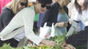 Anne Hathaway: Mit frischem Gemüse zur Traumfigur