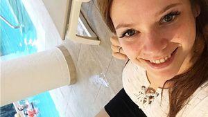 Anne Wünsche im Urlaub auf Mallorca