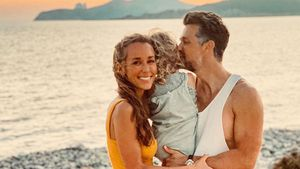 """Annemarie und Wayne Carpendale sind """"konsequente"""" Eltern"""