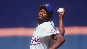 Anthony Young, Ex-Pitcher von den New York Mets