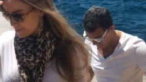 Pikant! Betrügt Antonio Banderas hier seine Frau?