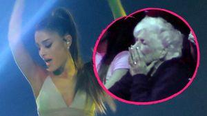 Ariana Grande und ihre Großmutter Marjorie