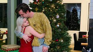 Im neuen Heim: Ariel Winter feiert erstes Xmas mit Luke