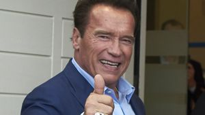Nach der Herz-OP: Arnold Schwarzenegger ist wieder zu Hause!