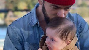Süß! Nikki Bella teilt neues Foto von Artem und Sohn Matteo
