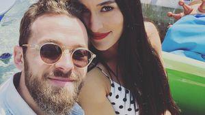 Cena-Ex Nikki Bella mit Lover Artem verliebt im Disneyland