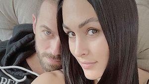 So süß gratuliert Artem seiner Nikki Bella zum Geburtstag!