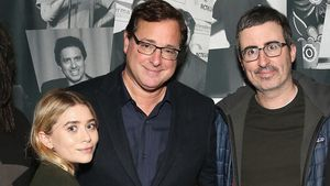 "Mini-""Full House""-Reunion: Ashley Olsen trifft Serien-Dad!"