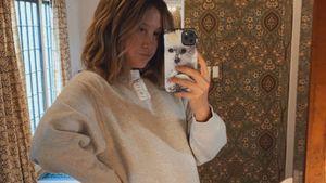 "Schwangere Ashley Tisdale stolz: ""So sehen sechs Monate aus"""