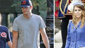 Mila Kunis & Ashton Kutcher: Urlaub mit den Royals