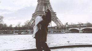 Wieder ein Baby-Ausflug: Shay Mitchell und Atlas in Paris!