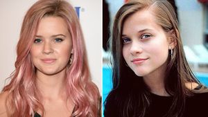 Ava Philippe und Reese Witherspoon