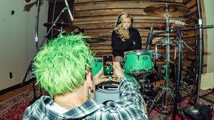 Neues Paar-Indiz? Mod Sun trägt ein Avril-Lavigne-Tattoo