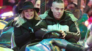 Weihnachtsmarkt-Action: Ayda & Robbie genießen Tag ohne Kids