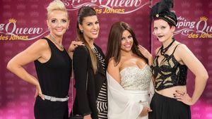 """Babs, Lisa, Patrizia und Anja, die Kandidaten von """"Guidos Shopping Queen des Jahres"""""""