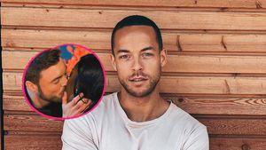 Kuss in Nacht der Rosen: Für Ex-Bachelor Andrej ein No-Go