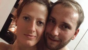 Ring in Chips-Packung: Bäuerin Denise und Nils sind verlobt!