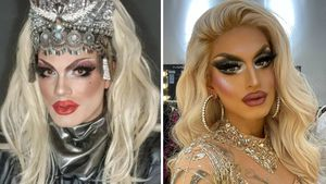 Drag-Twins: Hier sieht Bambi Mercury aus wie Katy Bähm!