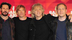 Bob Geldof, Max Herre, Campino und Thees Uhlmann