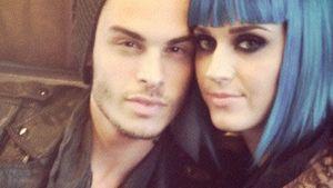 Katy Perry und Baptiste Giabiconi