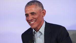 Megafit! Hier zeigt Barack Obama trainierten Oberkörper