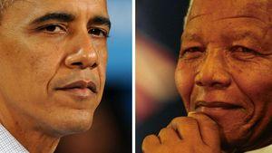 Barack Obama huldigt seinem Helden Mandela (†95)