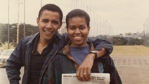 Süßer Throwback: Barack Obama gratuliert Michelle zum B-Day!