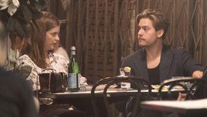Dylan Sprouse und seine Barbara bei Date-Night erwischt