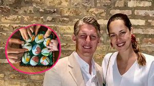 Nanu, feiern Ana und Bastian Schweinsteiger noch mal Ostern?