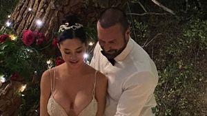 XXL-Dekolleté und Co.: So war Yotta und Marisols Hochzeit!