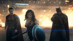 Ben Affleck, Henry Cavill und Batman