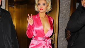 """Zu """"dick"""" für die Grammys? Bebe Rexha findet keinen Designer"""