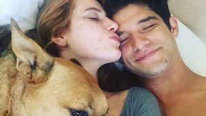 Heiße Pics: Bella Thorne kuschelt mit Neu-Lover Tyler Posey