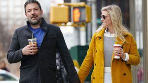 Verknallt! Ben Affleck hält mit seiner Lindsay Händchen