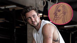 Liebesbeweis: Sommerhaus-Ben lässt sich Sissi-Tattoo stechen