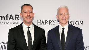 Neu-Papa Anderson Cooper betreibt Co-Parenting mit Ex