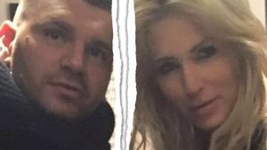 Bernard Curcic und Sarah Kern