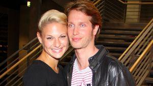 AudL-Star Bernhard zeigt seine hübsche Freundin