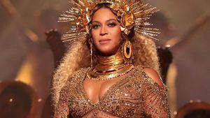 Beyoncé als goldene Göttin bei den Grammy Awards 2017
