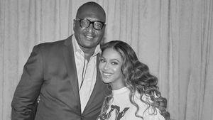 Bei letztem Konzert: Beyoncé von Papa Mathew überrascht!