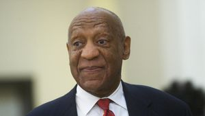 Bill Cosby optimistisch: Wird er bald aus Knast entlassen?