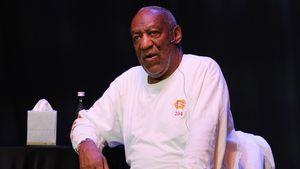 Nach Sex-Prozess: Bill Cosby hat 1. Comedy-Auftritt!