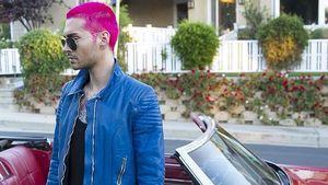 Bill Kaulitz mit neuer Friseur