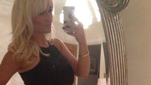 Mit Bauch: Billie Faiers' sexy Schwanger-Selfie