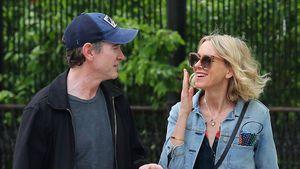 Seltene Fotos: Naomi Watts mit ihrem Freund Billy unterwegs